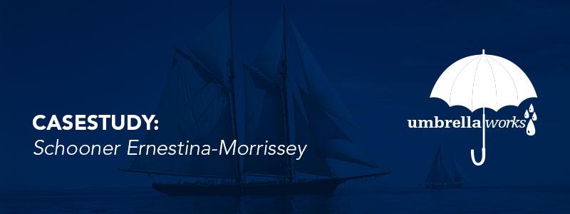 Schooner Ernestina-Morrissey