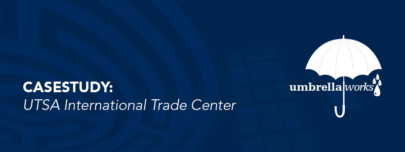 UTSA International Trade Center